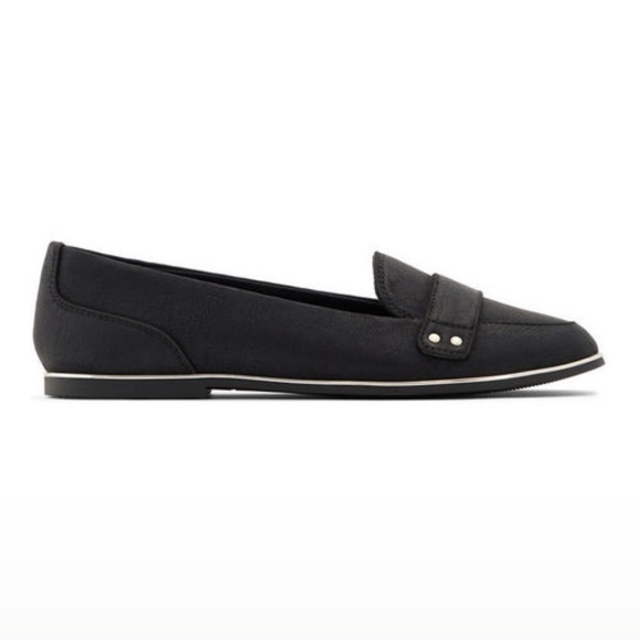 Sianna Penny Loafers, Black | Call it Spring | 8